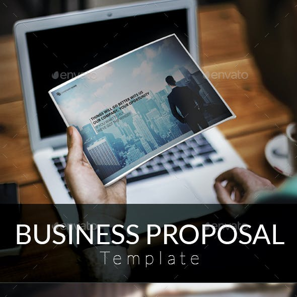 Busines Proposal Template