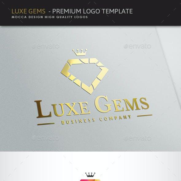 Luxe Gems Logo