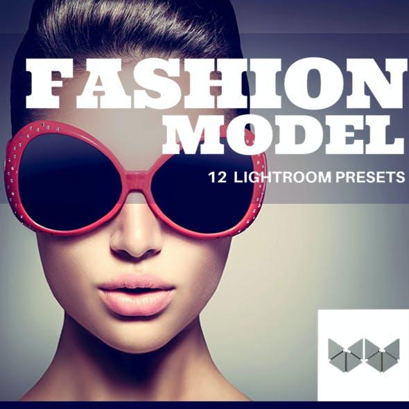 Fashion-Model Lightroom Presets Vol.1