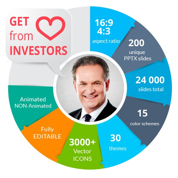#InvestorsLike Pro Pitch Deck PowerPoint Presentation