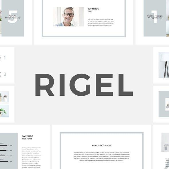 Rigel PowerPoint Template