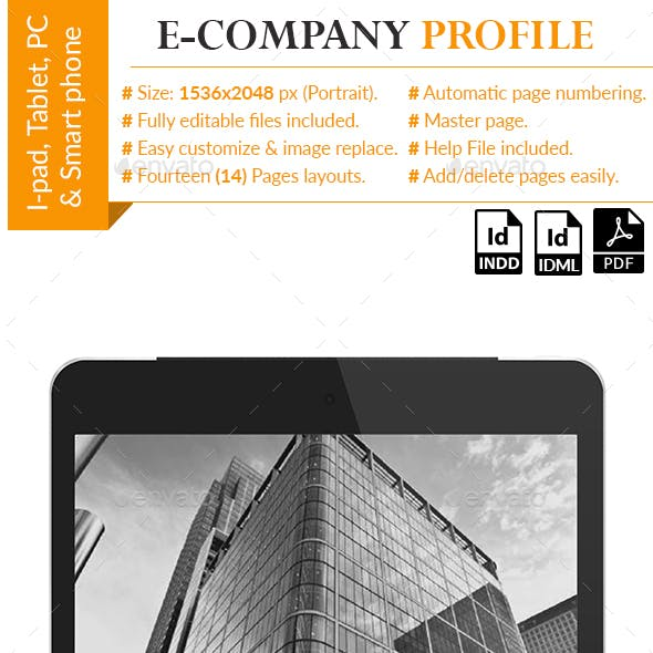 E-company Profile