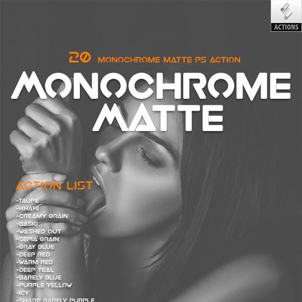 Monochrome Matte