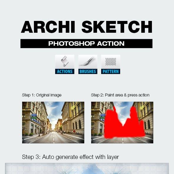 Archi Sketch