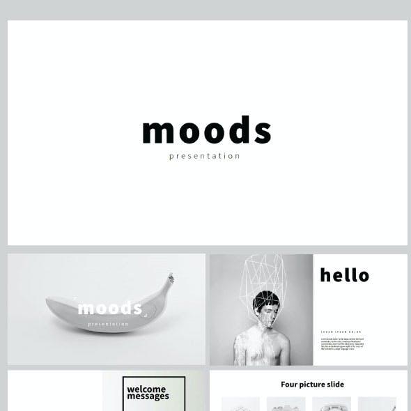 Moods Keynote Presentation