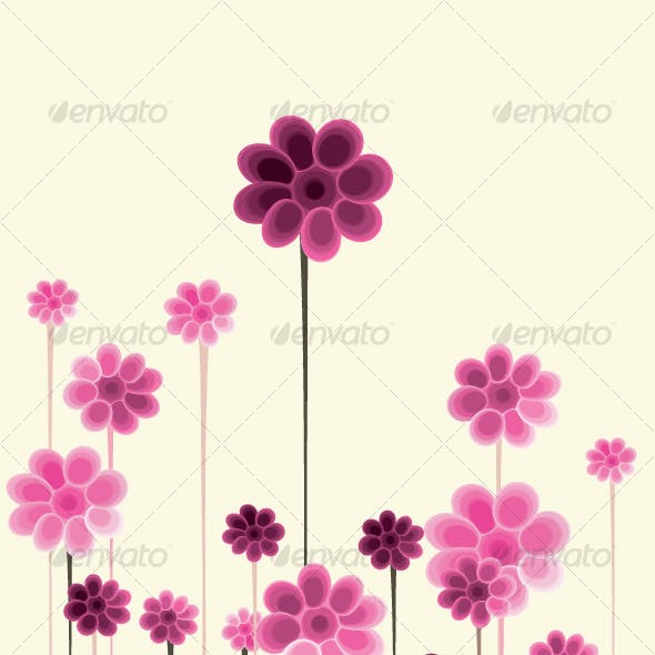 floral background designs