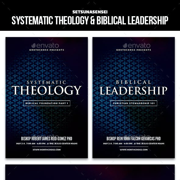 Systematic Theology & Biblical Leadership
