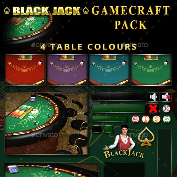 BlackJack Game Assets