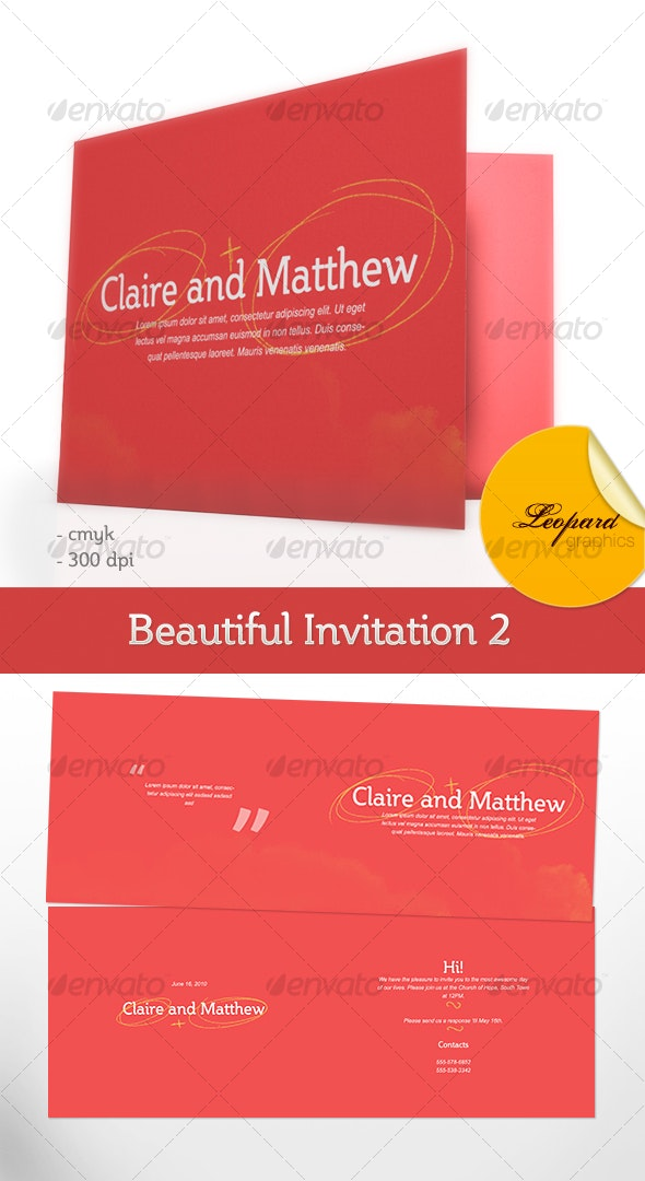 Invitation 2 - Invitations Cards & Invites