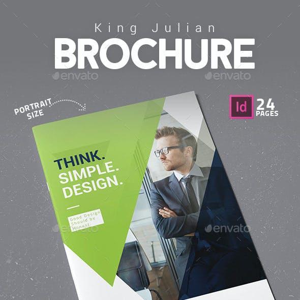 King Julian Brochure