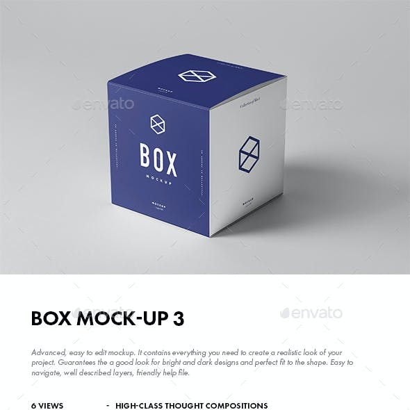Box Mock-up 3