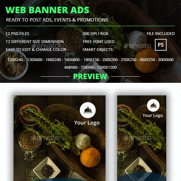 Web Banners Ads