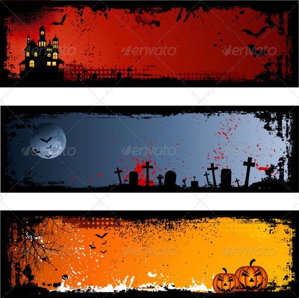 Halloween Backgrounds - Halloween Seasons/Holidays
