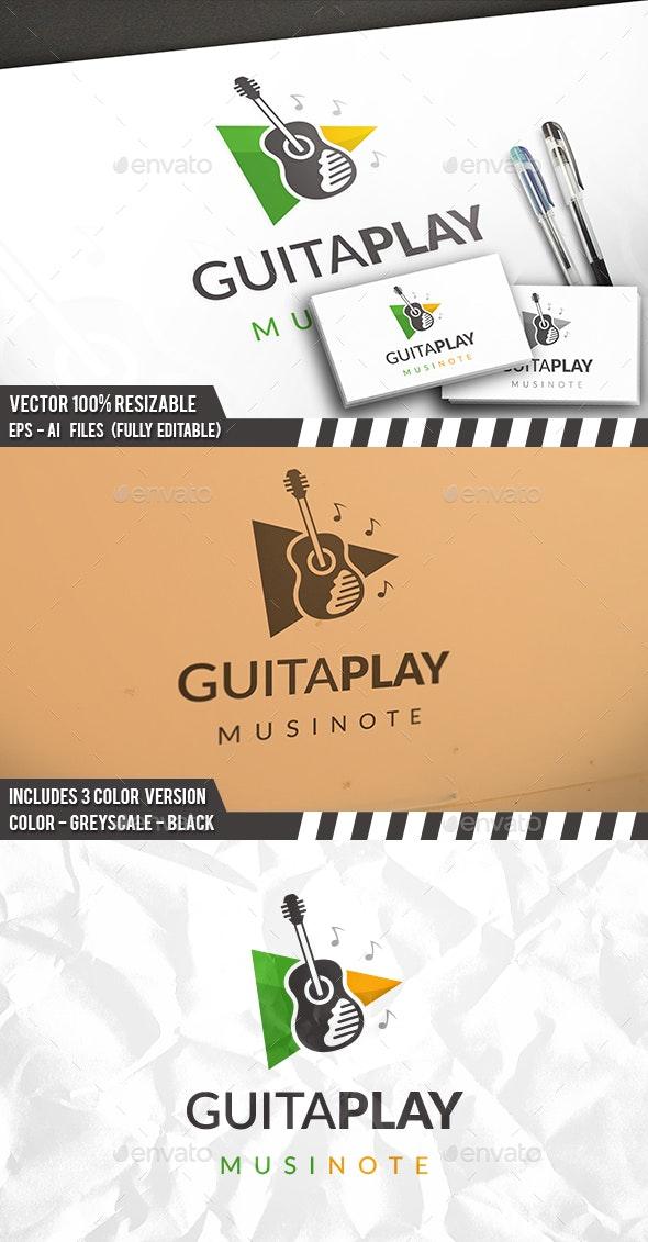 Play Guitar Logo