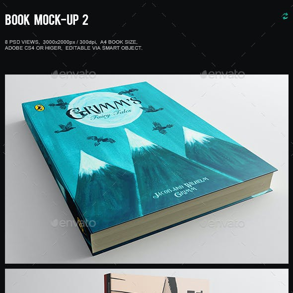 Book Mock-Up 2
