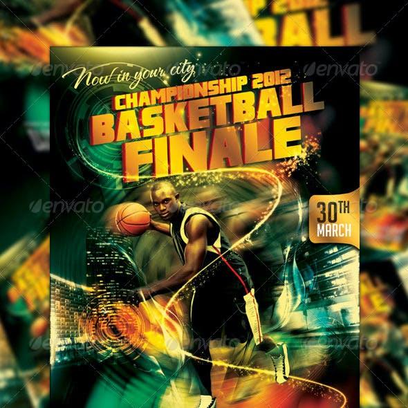 Basketball Championship Final Vol_1