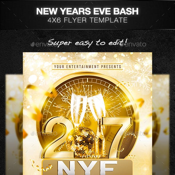 New Years Eve Bash