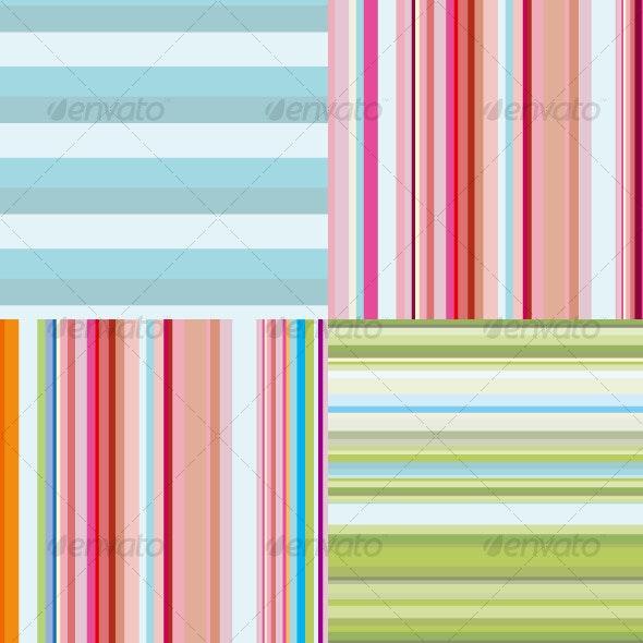 Strips Swatches - Patterns Decorative
