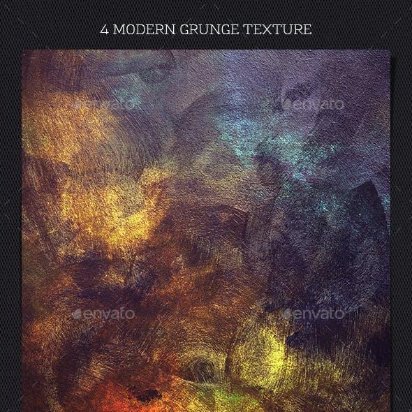 4 Modern Grunge Texture