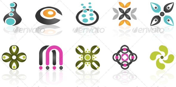 Design Element 2 - Miscellaneous Illustrations