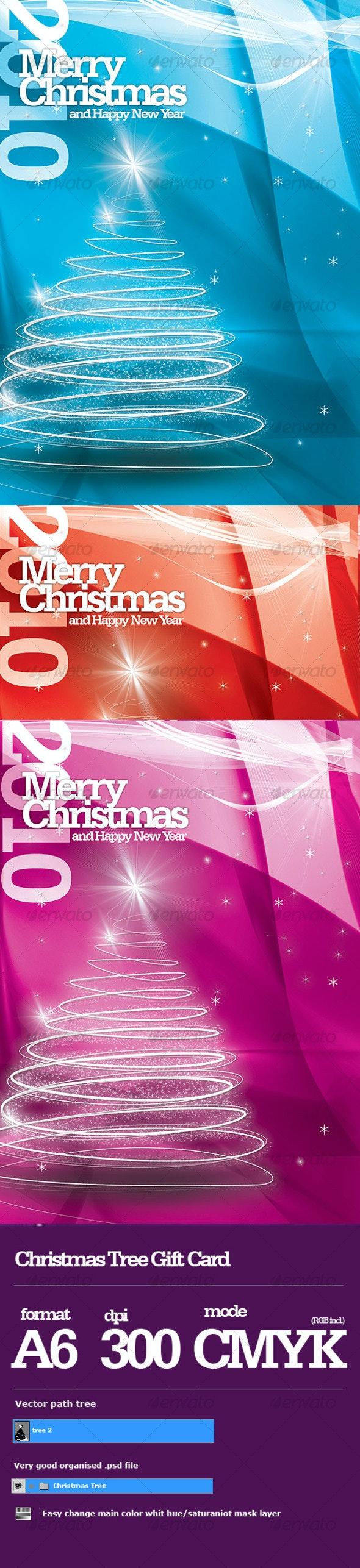 Chistmas Card #1 - Corporate Brochures