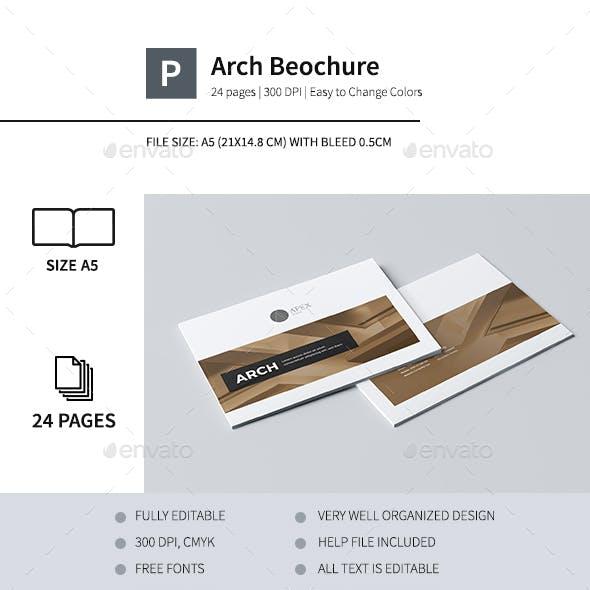 New Modern Architecture Brochure + Bundle