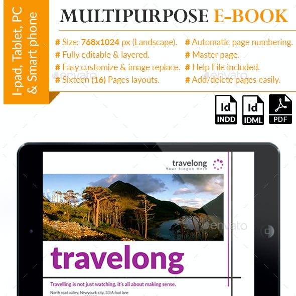 Multi-purpose E-book