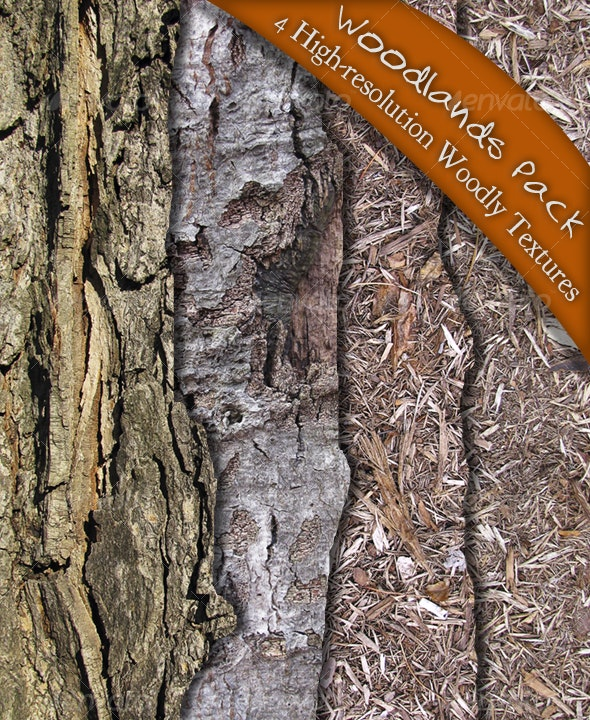 Woodlands - Wood Textures