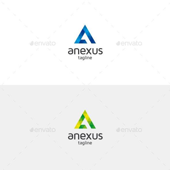 Anexus A Letter Logo