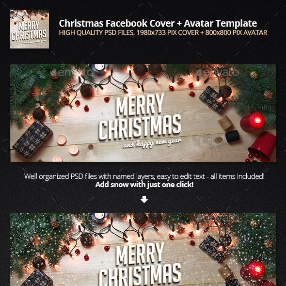 New Year Facebook Cover Graphics Designs Templates