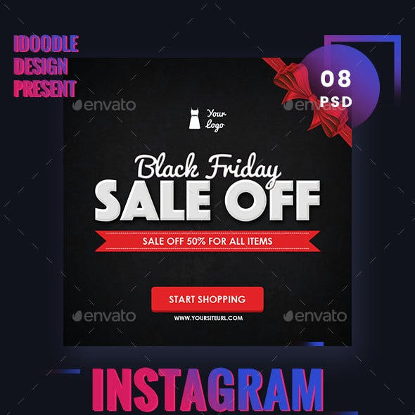 BlackFriday Banners Ads