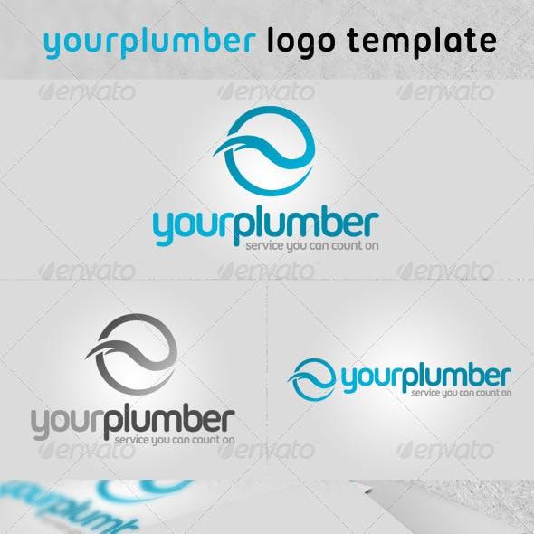 'Your Plumber' Logo