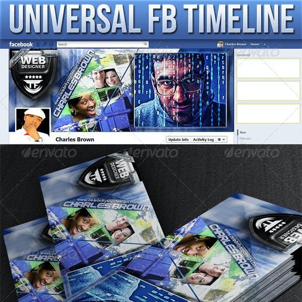 Universal Facebook Timeline
