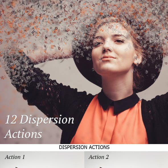 12 Dispersion Actions Vol. 2