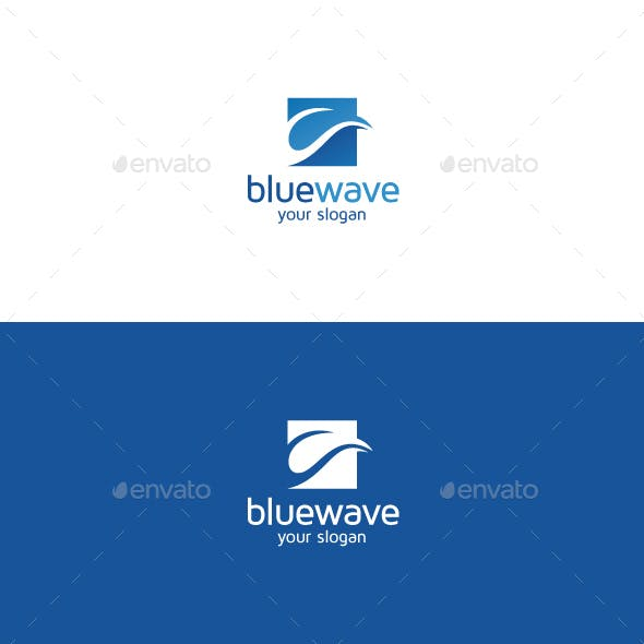 Blue Wave Logo