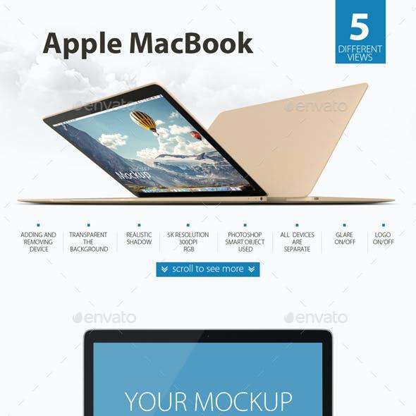 Laptop Mock-ups