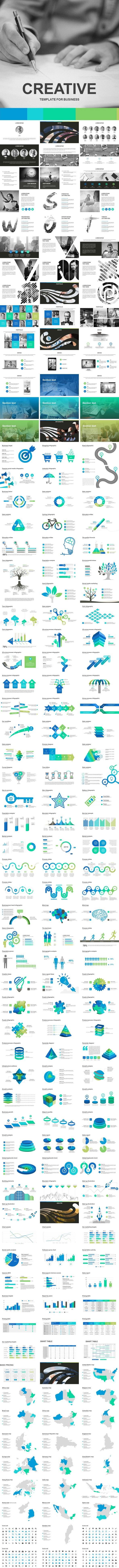 Creative Powerpoint Template - Creative PowerPoint Templates