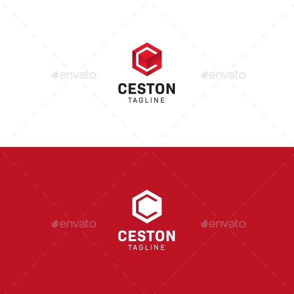 Ceston C Letter Logo