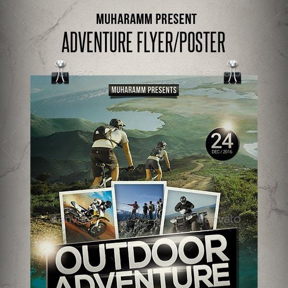 Adventure Flyer / Poster