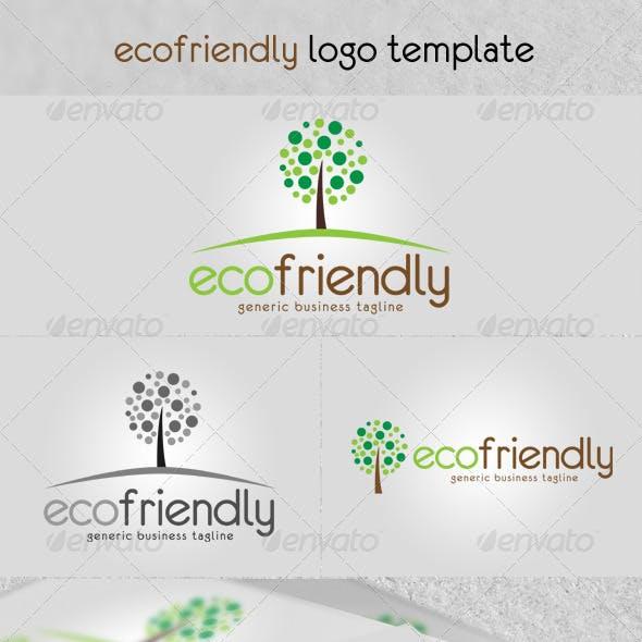 'Eco Friendly' Logo