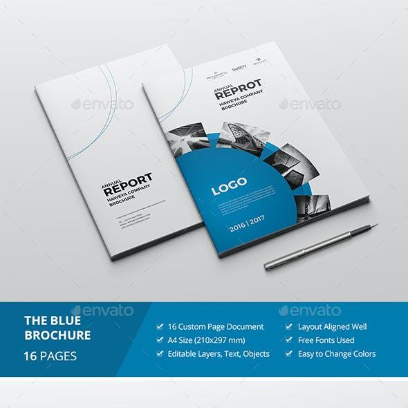 Haweya Annual Report 07
