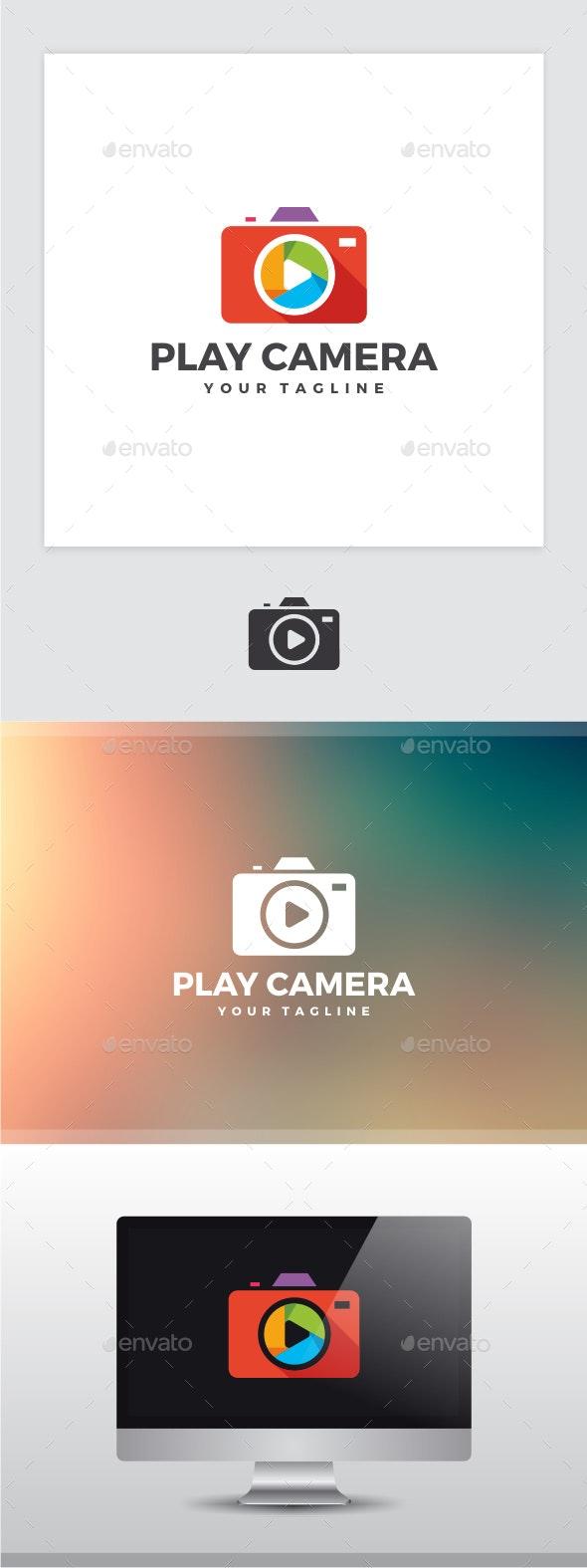 Play Camera Logo