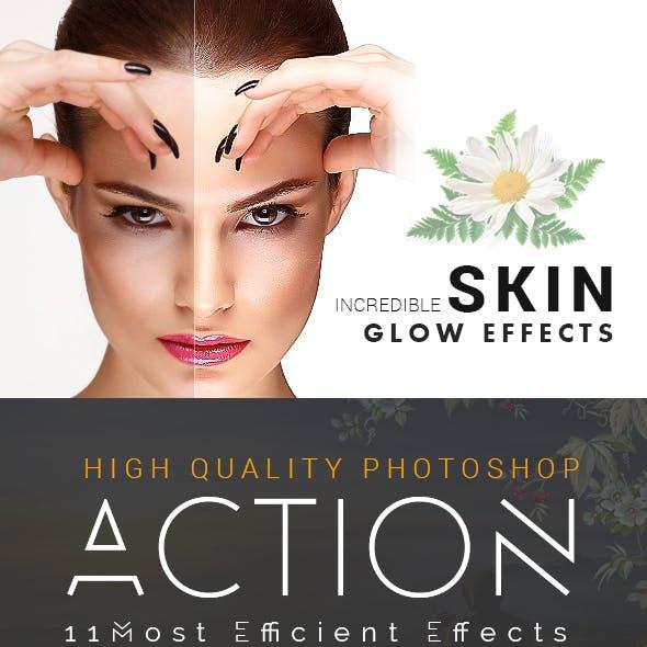 Incredible Skin Glow