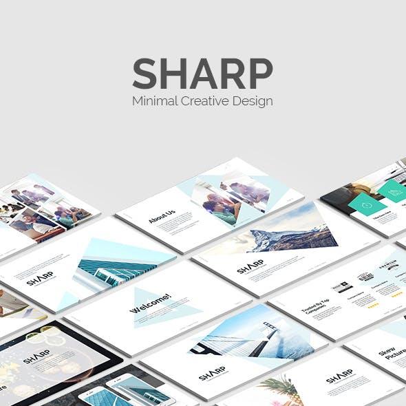 SHARP - Creative Design