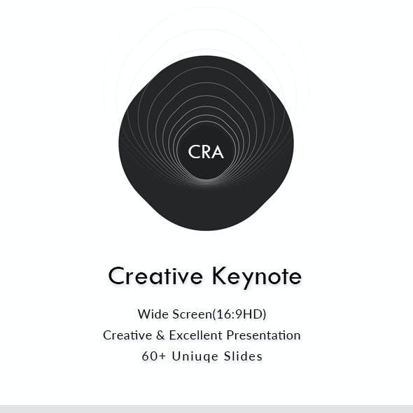 Creative - Keynote Presentation Template