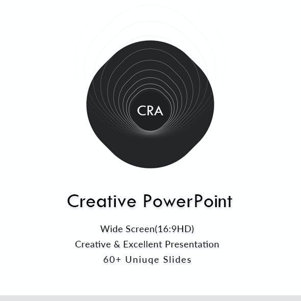 Creative - PowerPoint Presentation Template