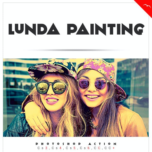 Lunda Painting