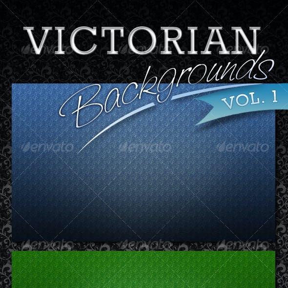 Victorian Backgrounds VOL1