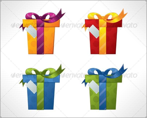 Present - Christmas Seasons/Holidays
