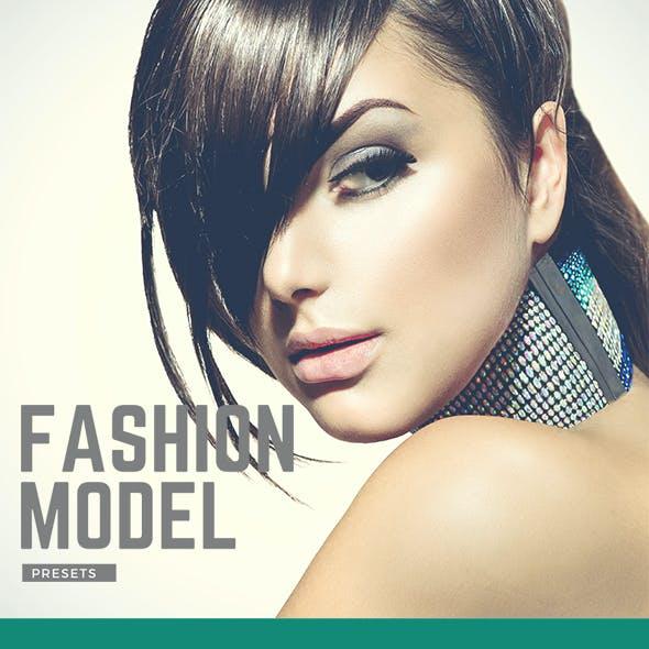 Fashion-Model Premium Presets Vol.2